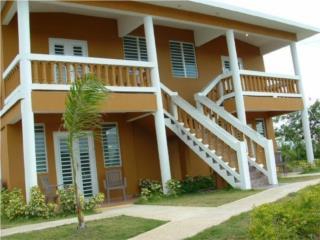 Apartamentos frente a Playa Cana Gorda
