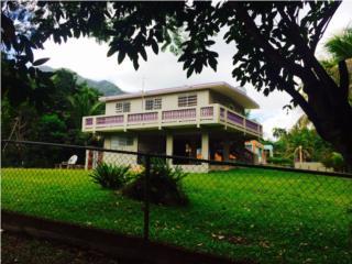 Residencia de Campo frente al  Rio