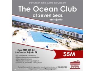 The Ocean Club at Seven Seas