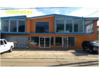 Edificio Comercial Frente Carr. #2 Isabela