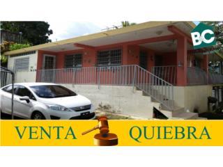 Guaynabo Guaraguao!!! VENTA X QUIEBRA!!