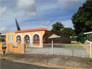 Villa Carolina 6ta. 3h-2b,amplio solar