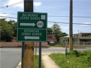CERRO GORDO - A PASOS DE LA PLAYA