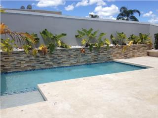 Shortsale-Remodelada/4 cuartos/family/piscina