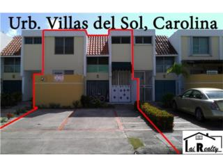 Villas del Sol - Townhouse, 2 Niveles, 2 Pkgs