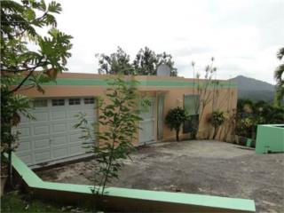 Casa con 25 Cuerdas en Bo. Montes Llanos