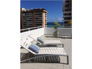 Condado, Penthouse, Big Terrace w/OceanView!