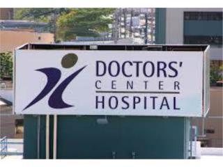 DR. CENTER HOSPITAL 787-234-3854