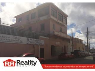 Edificio Comercial, Calle Tapia, Santurce