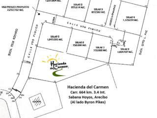 Nuevos solares Haciendas del Carmen, PR 664