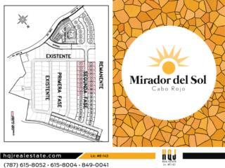 Mirador del Sol (Bono $5k)