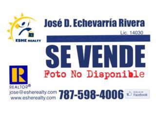 Urb Valle Verde, 3H, 2B, $140K