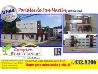Portales de San Martín/$0 GASTOS DE CIERRE