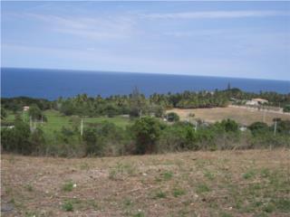Hermosa vista al mar en Puerto Hermina