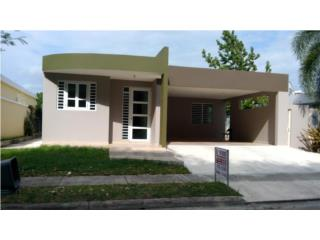 Nueva y Hermosa casa, Ponce