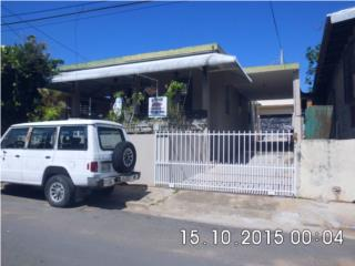 Se vende casa en Ext. Zeno Gandia, Arecibo