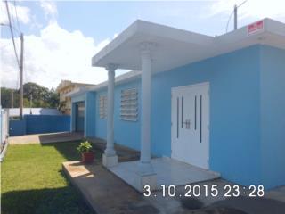 Se vende casa en Manantiales, Arecibo