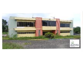 Edif Oficinas, amplio estacionamiento, PR140