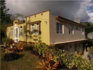 Reducida casa en Bo. Hayales Coamo Carr 143