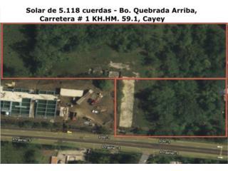 CAYEY PUEBLO/SOLAR INDUSTRIAL/5.118 CUE