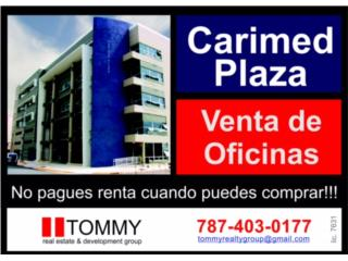 San Pablo - Oficinas Medicas - Carimed Plaza