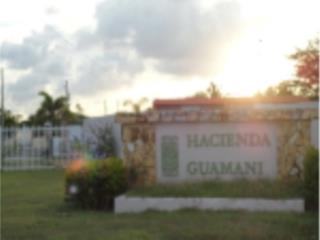 Hacienda Guamaní, 72.52 cuerdas.