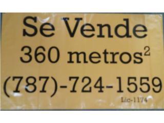Solar 360m2  Calle López Landrón 1557