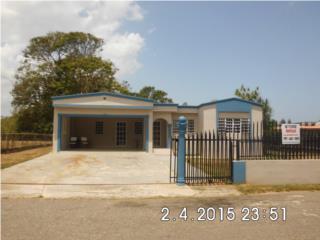 Se vende casa en Santana, Arecibo