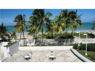 Ocean Front Apartment!