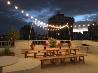PH Taft Center 3,200p2, terraza con vista