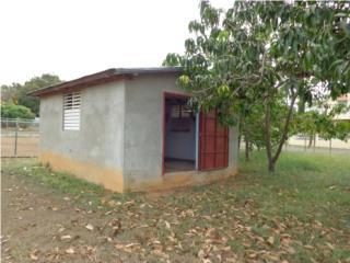 Villa Chica, Solar 800 metros
