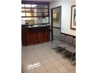 Oficina, Hospital San Jorge, 1,000 p/c