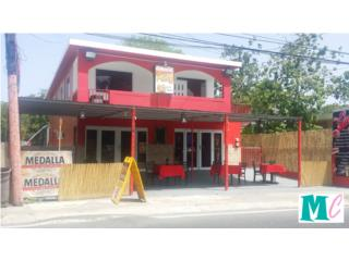 Famoso Restaurante El Nuevo Pilon!