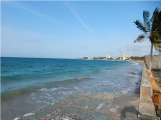 OCEAN FRONT LOT FOR SALE REDUCED PRICE !!