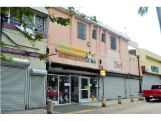 Rio Piedras edif comercial 4 locales $995k
