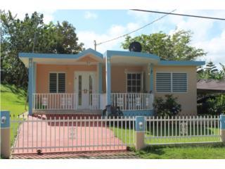 A la venta residencia 3H/1B en Bo. Aibonito
