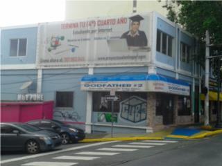 Ponce de Leon frente a Cobian Plaza