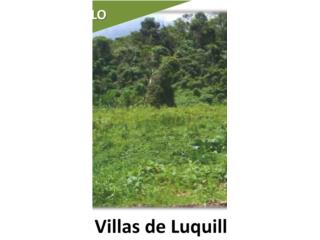 Villas de Luquillo media Cuerda