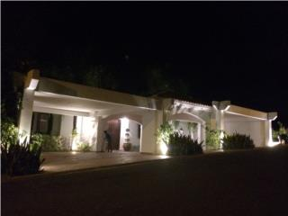 Mansion en Cabo Rojo fte al Campo de Golf