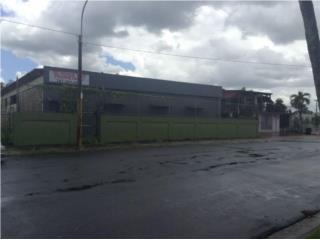 Propiedad Comercial - Santa Rosa, Bayamon