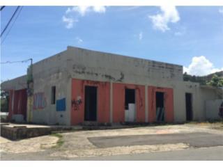 Edificio Comercial Chupacallos, Ceiba