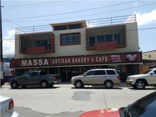 2 STORY COMMERCIAL & RESIDENTIAL BUILDING