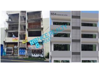 Edificio Comercial, Ave. Ponce de León $299k