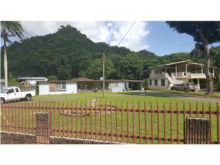 Sabana Seca -Terreno y Casa, Frente a la base