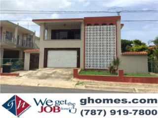 Casa en Bo. Sabana Hoyos, Arecibo