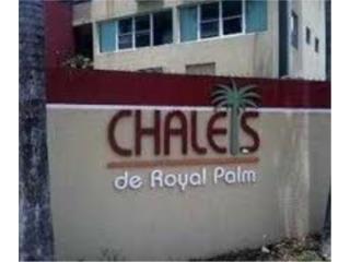 PH Chalets De Royal Palm,3H y 2B, 132k