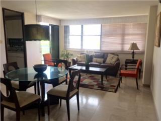 Centrico apartamento en Condado