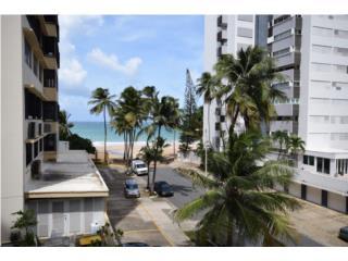 Beach View/Access Condado 4/3b $625k renovated