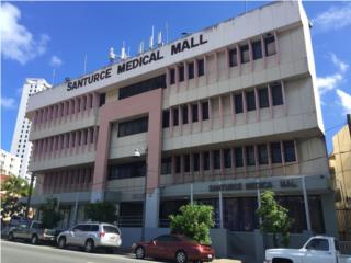 Santurce Medical Mall- varios espacios disponibles