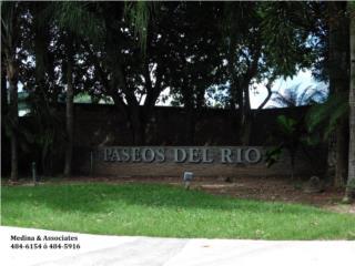 URB PASEOS DEL RIO- PRECIO NEGOCIABLE!